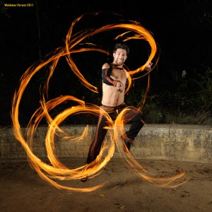 Poi Fire Dancing Classes at Temple of Poi, San Francisco