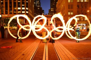 Poi Fire Dancing Classes San Francisco