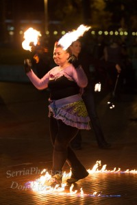 Fire Dancing San Francisco
