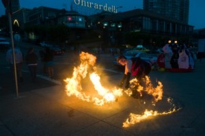 Beginner Poi Fire Dancing Classes San Francisco