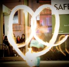 Beginner Fire Dancing Lessons San Francisco
