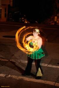 Fire Dancing Lessons San Francisco