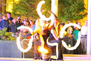2011 Fire Dancing Expo