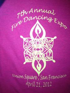 Fund the Fire Dancing Expo