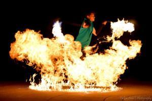 Wielding Fire Experience
