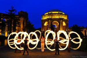 Fire Dancing Performances and Classes at Temple of Poi