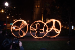 Intermediate/Advanced Poi Fire Dancing Class: Flowers