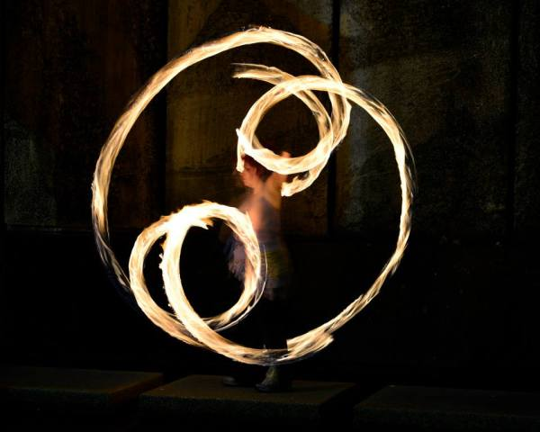 Beginner Poi Classes