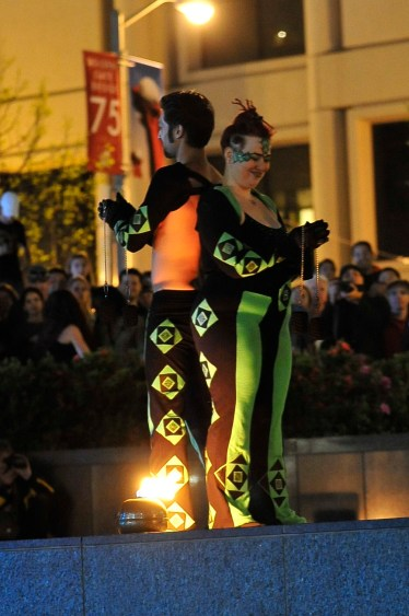 Couture Fire Costumes