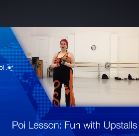 Poi Lesson: Up Stalls