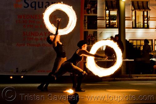 Beginner Poi Dance Class, December & January | Hire Fire Dancing