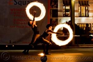 Poi Fire Dancing
