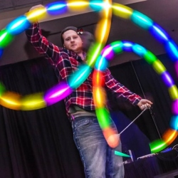 2014 Fire Dancing Expo -- Knick Knack