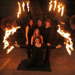 2014 Fire Dancing Expo - Fire Arts Collective