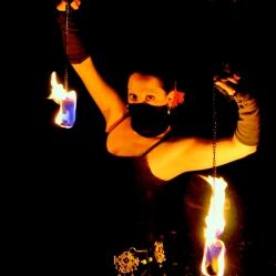 2014 Fire Dancing Expo - Gypsy Bella