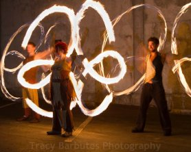 Beginner Poi Fire