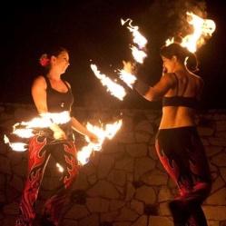 2014 Fire Dancing Expo