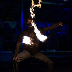 2014 Fire Dancing Expo - The Mythmaker