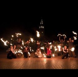 2014 Fire Dancing Expo - Ministry of Flow