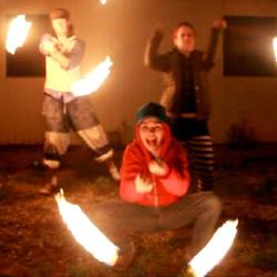 2014 Fire Dancing Expo - Portland Pyro