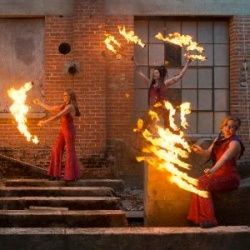 2014 Fire Dancing Expo - Sacred Fire