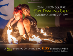 2014 Fire Dancing Expo