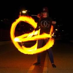 2014 Fire Dancing Expo - Tori Johnson