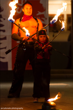2014 Fire Dancing Expo: Celsius & Maxim