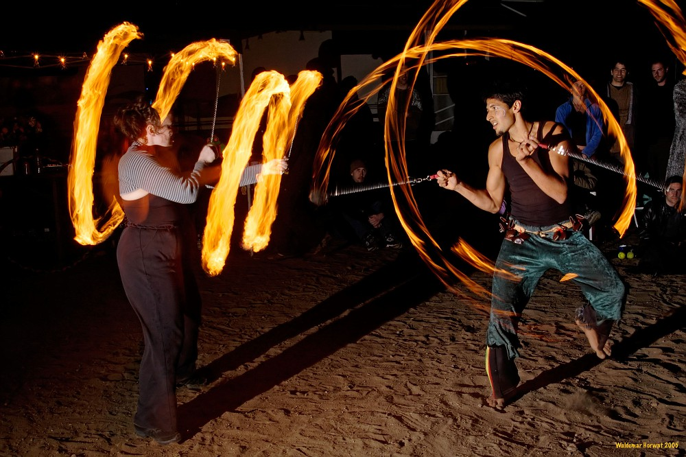 FireDrums: The Evolution of a Festival, Part I   Hire Fire