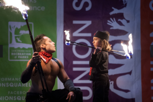 2014 Fire Dancing Expo: Celsius & Maxim