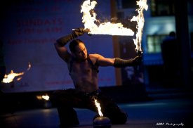 2010 Fire Dancing Expo: Celsius Maximus