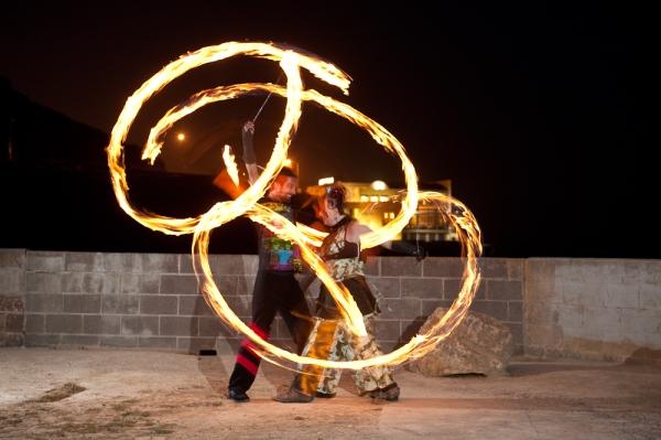 Fire Poi Hybrids