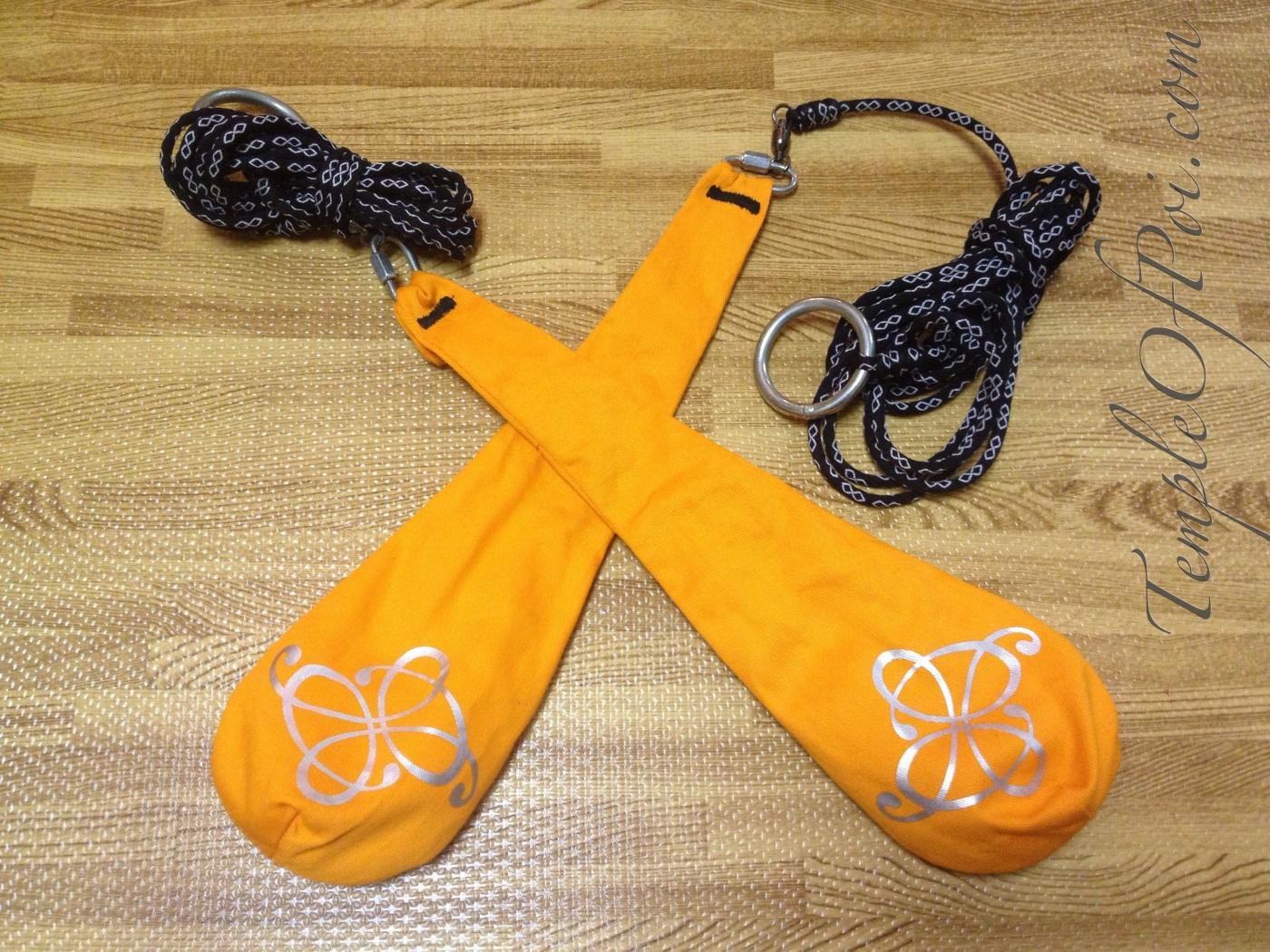 rope dart practice prop
