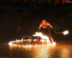 Fire Dancing Safety