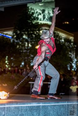 Fire Dancing Expo: Cary Jerome