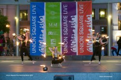 Fire Dancing Expo: Dfinity