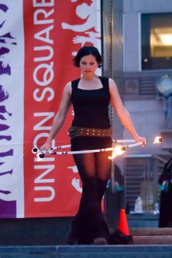 2013 Fire Dancing Expo: Nerola Flow