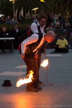 2013 Fire Dancing Expo: Fire Afoot