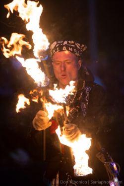 Fire Dancing Expo: John Goodwin