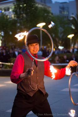 Fire Dancing Expo - The Pyroneer