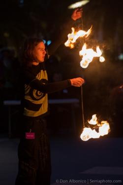Fire Dancing Expo: Vestafire Entertainment