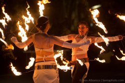 Fire Dancing Expo: Sarab Elnar