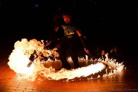 Fire Spinning Safety