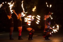 Fire Dancing Expo
