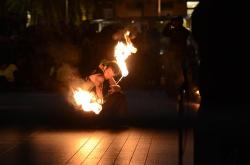 Fire Dancing Expo