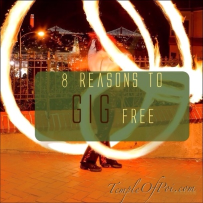 8 Reasons to Gig Free