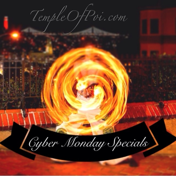 Cyber Monday Temple of Poi