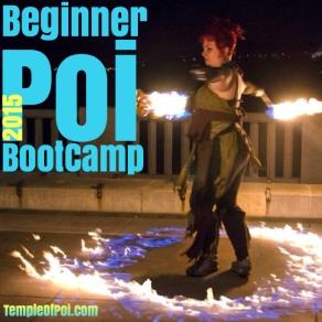 2015 Beginner Poi Boot Camp