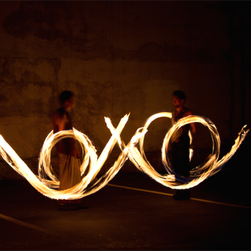 Beginner Poi Moves - Learn to Fire Dance
