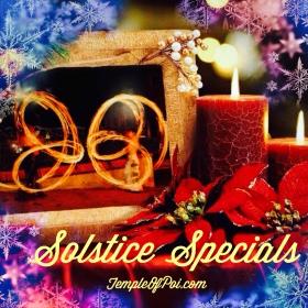 Solstice Specials Temple of Poi